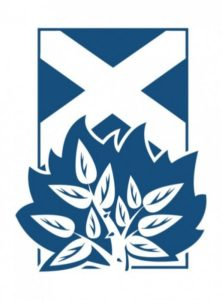 church of scot blue logo