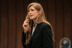 ZOA has expressed opposition to President Barack Obama's nomination of Samantha Power for the post of U.S. Ambassador to the United Nations, a cabinet-rank position, in succession to Susan Rice. (Photo: Eric Bridiers)