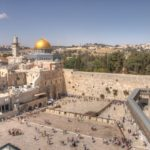 The_Western_Wall_and_Dome_of_the_rock_in_the_old_city_of_Jerusalem